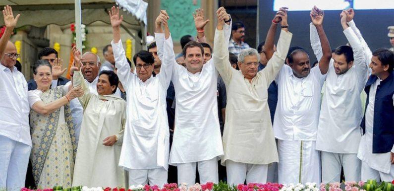 मोदी बनाम सब,कर्नाटक की विपक्षी एकता का सबब