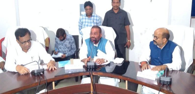 विदेशी धरती से साजिश के तहत दी जा रही विधायकों की धमकियाँ – स्वामी प्रसाद