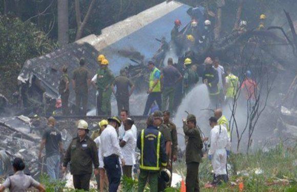 क्यूबा में बडा विमान हादसा, 104 लोगों की मौत