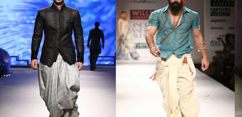 ट्रेंडी फैशन के मामले में लड़कियों को भी मात दे रहें हैं पुरुष