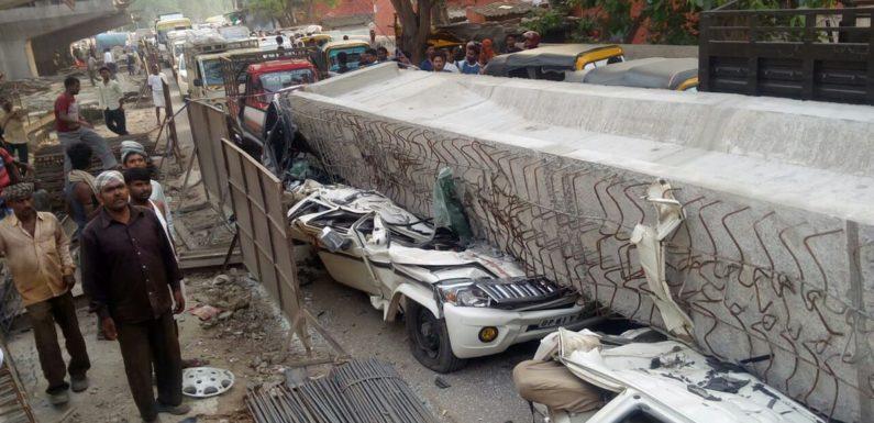 प्रधानमंत्री ने वाराणसी में निर्माणाधीन फ्लाईओवर के गिरने से जानों के नुकसान पर दुख व्यक्त किया