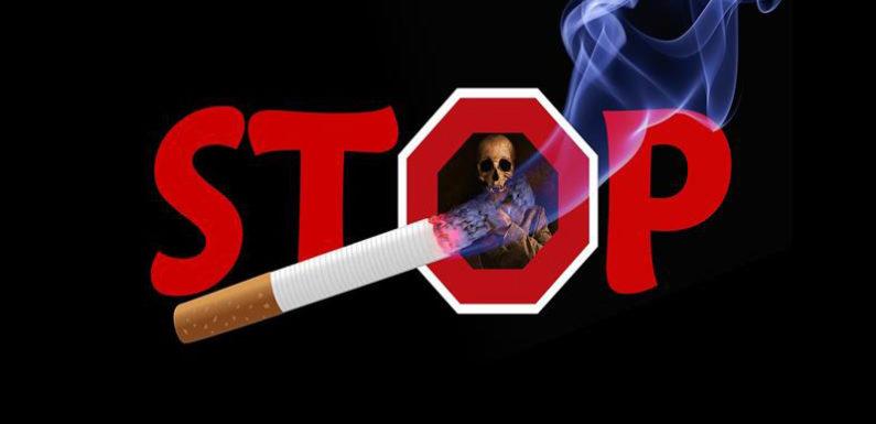 तम्बाकू निषेध दिवस-तम्बाकू मुक्ति से ही स्वस्थ राष्ट्र का निर्माण संभव