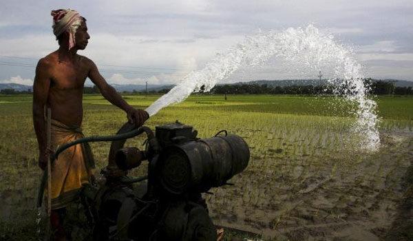 प्रधानमंत्री कृषि सिंचाई योजना के अंतर्गतनाबार्ड के साथ सूक्ष्म सिंचाई कोष के लिए राशि मंजूर