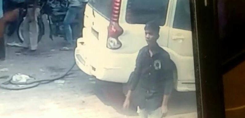 सिपाही ने 1 लाख 24 हजार 500 रूपये चुराने वाले चोर को किया फरार, उठे पुलिस की कार्यप्रणाली पर सवाल