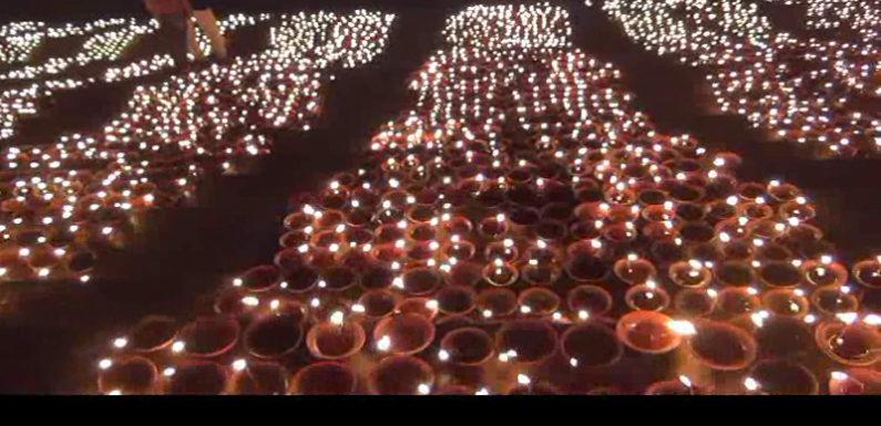 अयोध्या में इस बार दीपोत्सव होगा कुम्भ मेले जैसा, 3 लाख जलेंगे दीप