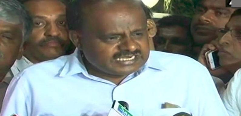 कुमार स्वामी बोले- किसी की कृपा से नहीं हूँ सीएम, सिध्दारमैया के वायरल वीडियो से भूचाल