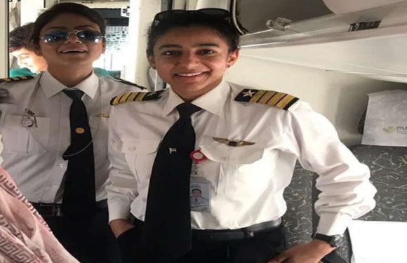 पाकिस्तान की महिला पायलटों ने 23 हजार फीट ऊंचे पहाड़ो में उड़ाया प्लेन