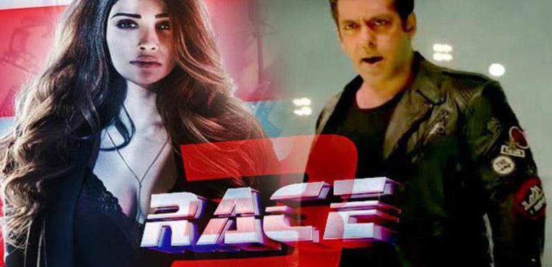 कल होगी सलमान ख़ान की 'रेस 3' फिल्म रिलीज़