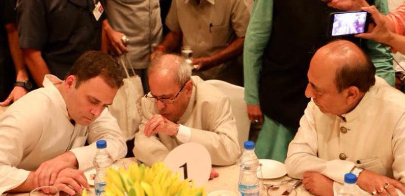 राहुल की इफ्तार पार्टी से समाजवदी पार्टी और उमर अब्दुल्ला ने किया किनारा