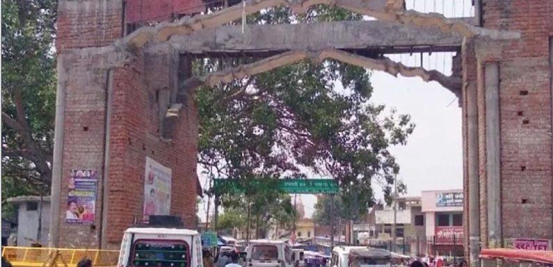 अयोध्या में तोड़ा जाएगा राम प्रवेश द्वार, अब तक खर्च हो चुके 50 करोंड़