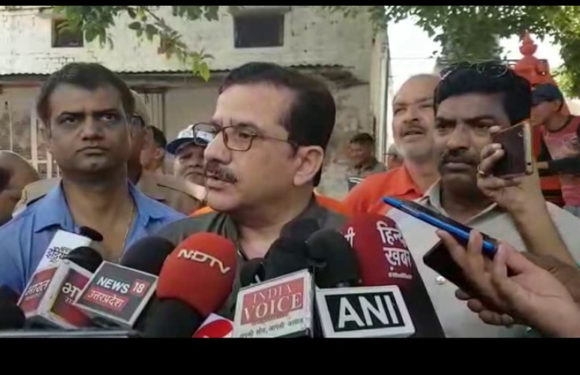 मुस्लिम भी चाहते हैं कि अयोध्या में बने राम मंदिर-वसीम रिज़वी