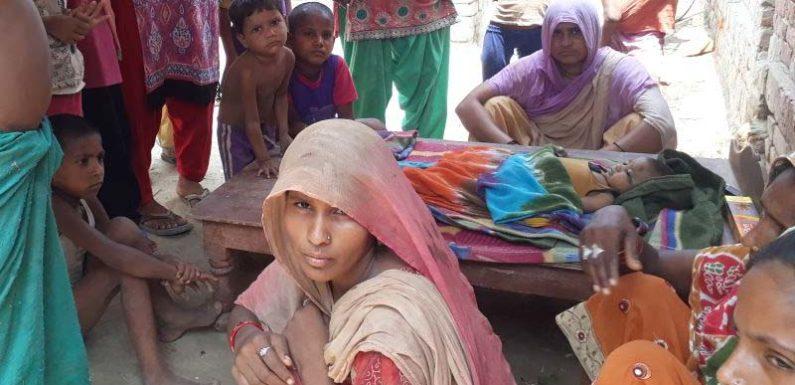 टीका लगने के बाद मासूम की मौत, 8 की हालत नाजुक डब्ल्यूएचओ की टीम मौके पर