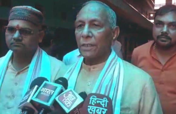 विहिप के अंतरराष्ट्रीय अध्यक्ष विष्णु सदाशिव कोकजे का राम मंदिर को लेकर बडा बयान