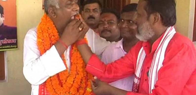सोनभद्र के इस दलित चेहरे को बीजेपी ने भेजा राज्यसभा
