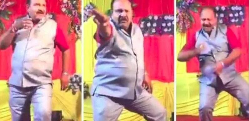 डब्बू अंकल ने ऋतिक रोशन के गाने पर किया कुछ यूं डांस, वीडियो वायरल