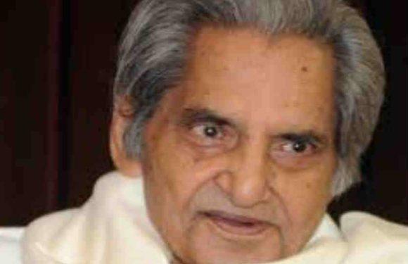 'लिखे जो खत तुझे' के मशहूर सिंगर गोपालदास नीरज हो गए अमर, 93 साल में हुआ निधन