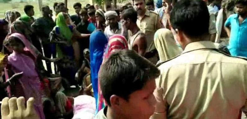 मारपीट में युवक की हत्या, शव सड़क पर रखकर परिजनों ने लगाया जाम