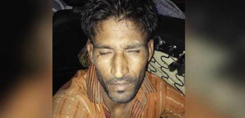 अलवर मॉब लिंचिंग: रकबर की आखिरी फोटो आई सामने, पुलिस थाने में जिंदा था रकबर