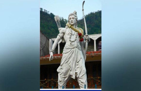 अयोध्या में भगवान राम की 153 मीटर ऊंची प्रतिमा लगाने की योजना तैयार