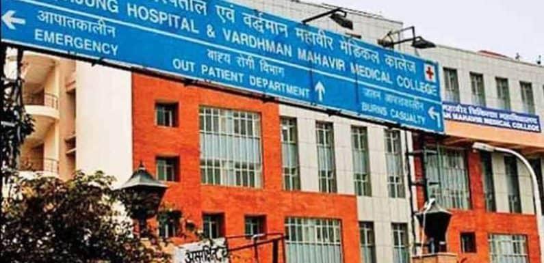 सफदरजंग अस्पताल में अब 12 घंटे तक खुलेगी ओपीडी