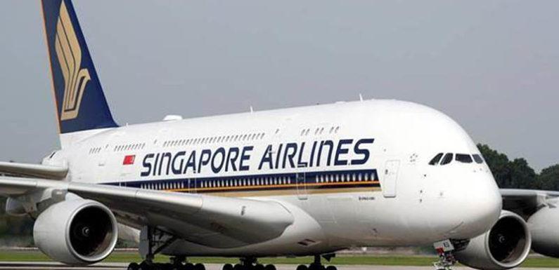 सिंगापुर एयरलाइंस ने भारत के लिए बोइंग 787-10 सेवाओं के लॉन्च की घोषणा की