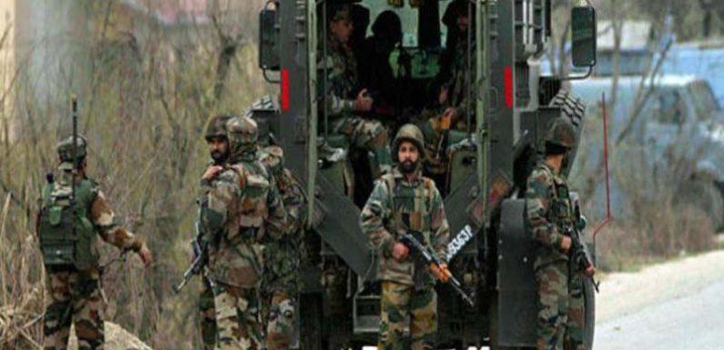 जम्मू-कश्मीर- सेना ने आतंकियों को घेरा, खबर सुनते ही आतंकी के पिता की मौत