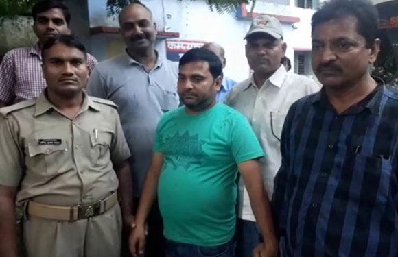 एन्टी करप्शन ने 20000 रूपये की रिश्वत लेते बाबू को किया गिरफ्तार