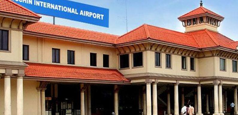 केरल के कोचीन अंतरराष्ट्रीय हवाई अड्डे पर एक बार फिर आगमन संचालन शुरू