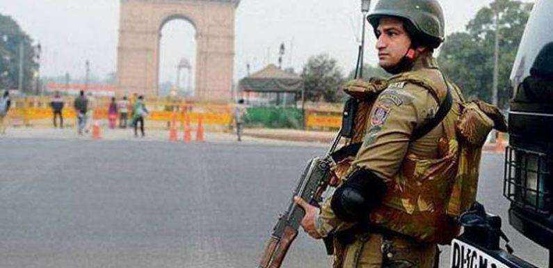 दिल्ली में हाई अलर्ट 15 अगस्त पर हो सकता है आतंकी हमला