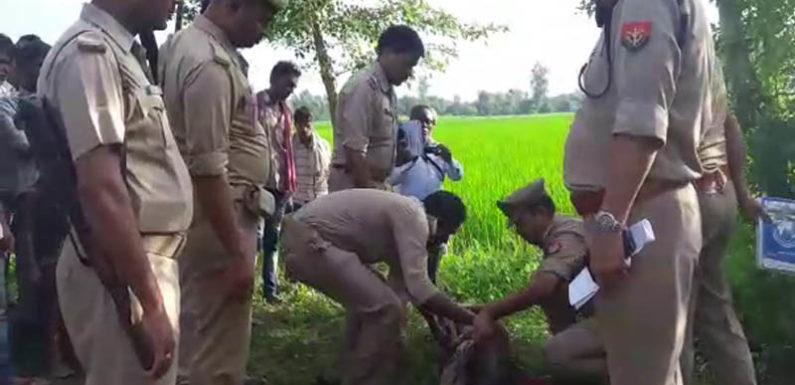 हिस्ट्रीसीटर बदमाश को ग्रामीणों ने पीट पीट कर उतारा मौत के घाट