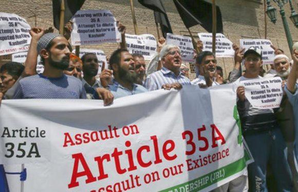 अनुच्छेद 35ए है क्या? अनुच्छेद 35ए को खत्म करने की मांग क्यो की जा रही है? जानिए पूरी जानकारी।