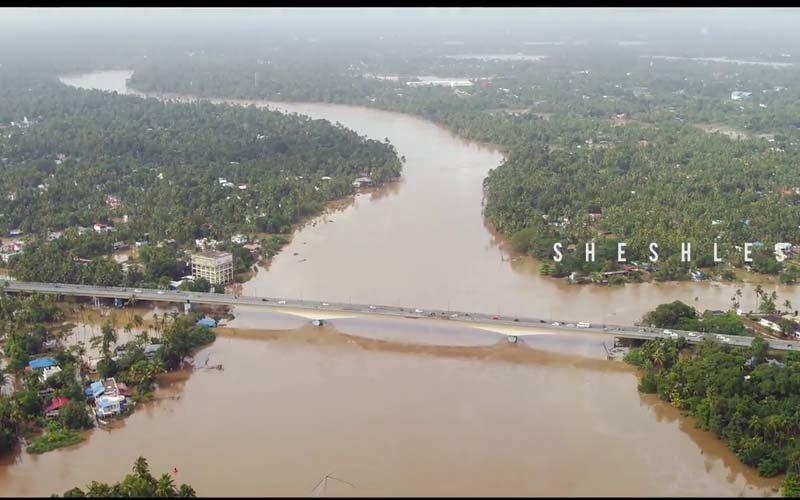 प्रकृति से छेड़छाड़ का नतीजा है केरल का जलप्रलय