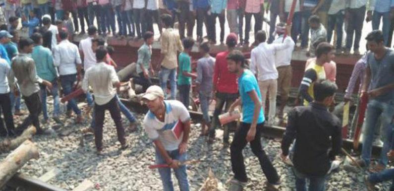 बिहार में युवक की हत्या के शक में महिला को निर्वस्त्र करके पीटा