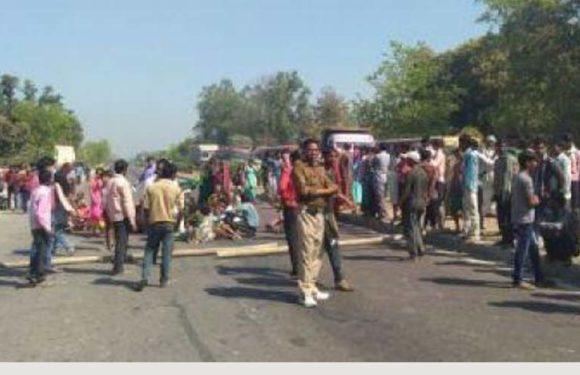 दिनदहाड़े गोलियों की तड़तड़ाहट से गूंजा सीतापुर, 2 लोग घायल
