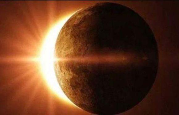 साल का आखिरी सूर्य ग्रहण आज, भारत में नही देगा दिखाई, विदेशो पर होगा असर
