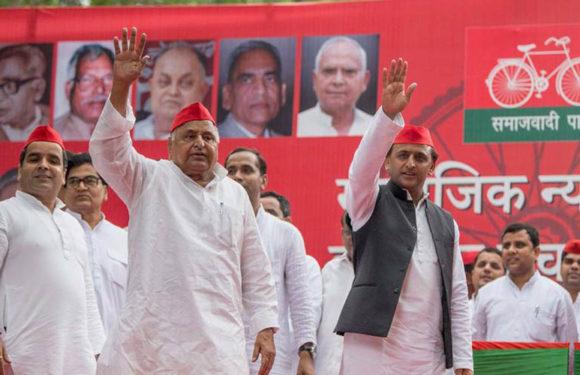 बिना हाथ, हाथी पर बैठेंगे अखिलेश ! टीपू को नही पसंद अब राहुल का साथ