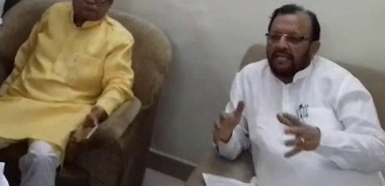 विकास कार्यो कें लिए नगर विकास मंत्री सुरेश खन्ना ने सीतापुर को दी कई सौगात