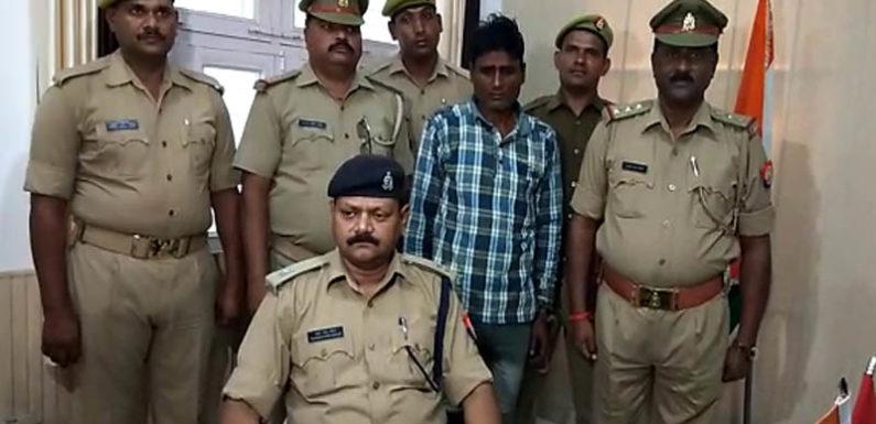 सीतापुर से प्रोफेशनल सुपारी किलर विक्रम कालिया हुआ गिरफ्तार