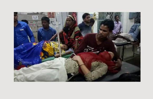 करंट से युवक की मौत,मां व दो बहनें झुलसी