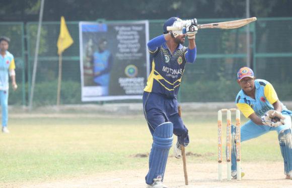 3 दिवसीय दिव्यांग क्रिकेट टूर्नामेंट का शुभारंभ,6 राज्यों की टीमों ने लिया भाग