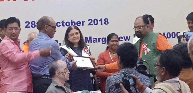 इंडियन फेडरेशन ऑफ वर्किंग जर्नलिस्ट के 69वां स्थापना दिवस पर Metoo पर बोलीं मेनका गांधी