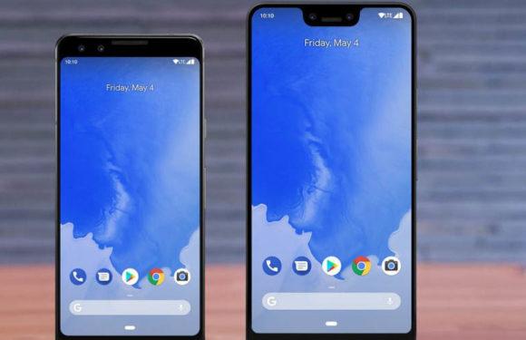 गूगल ने लांच किये अपने दो फ्लैगशिप फोन