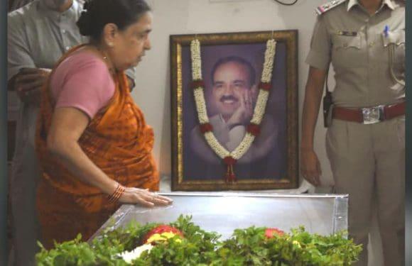 भाजपा जिस मुकाम पर है, वहाँ पहुँचाने में अनन्त कुमार की भूमिका अग्रणी है