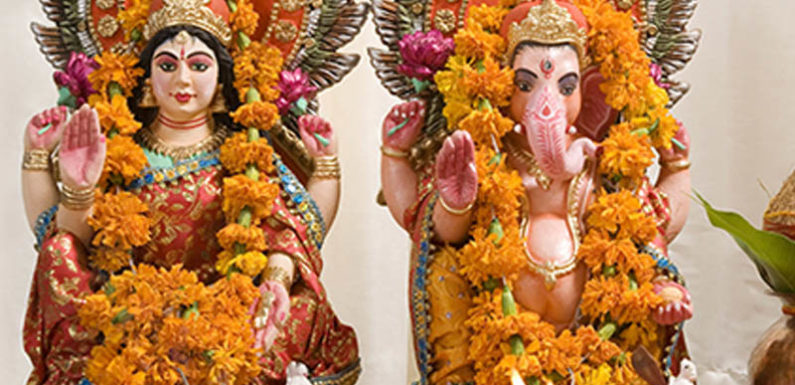 क्यों की जाती है दीपावली में भगवान गणेश और माता लक्ष्मी की साथ में पूजा