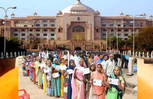 राजस्थान में ऊंट किस करवट बैठेगा ?
