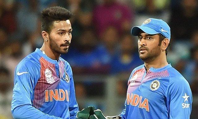 वनडे और टी 20 में धौनी और हार्दिक पांडया की वापसी
