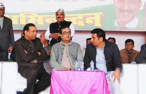 केजरीवाल और मोदी सरकार में नही अंतर दोनो आर.एस.एस के माध्यम से उभरी-अजय माकन