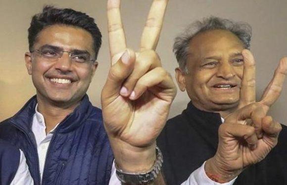 अशोक गहलोत के नाम पर राहुल गाँधी की मोहर, पायलट होंगे डिप्टी सीएम
