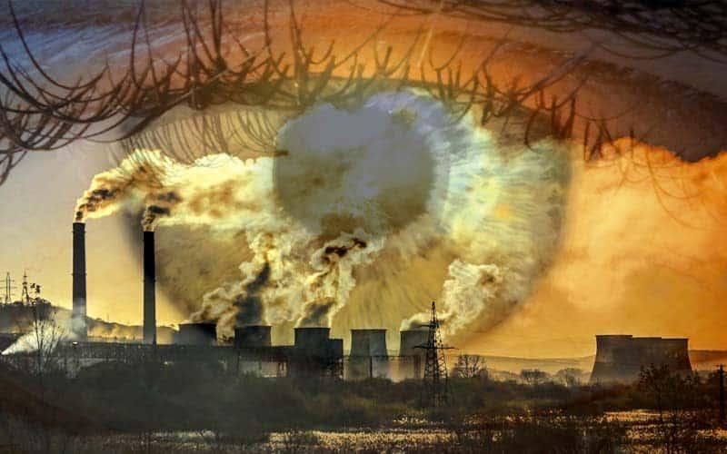 बढ़ते प्रदूषण के कारण हो रही है आँखों में समस्या