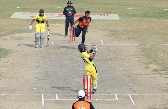 ISCPL-2018 बाल क्रिकेटरों का हुनर देख रोमांचित हुए दर्शक